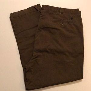 Men's Big and Tall Polo RL Chino Pants
